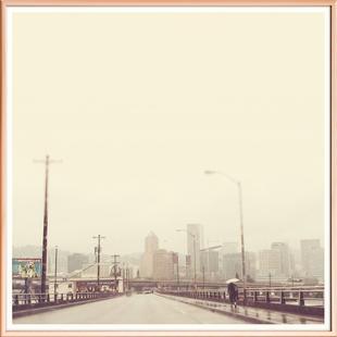 Rainy Spring Portland