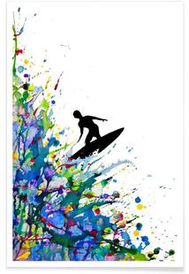 A Pollock's Point Break