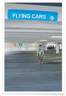 Flying Cars To The Right