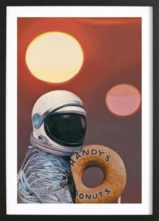 Twin Suns And Donuts