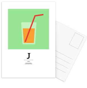 """The Food Alphabet"" - J like Juice"