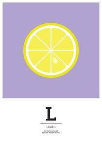 """The Food Alphabet"" - L like Lemon"