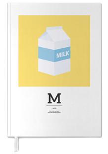 """""""The Food Alphabet"""" - M like Milk"""