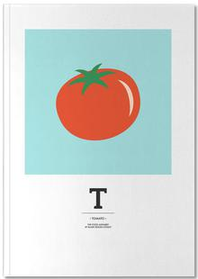 """The Food Alphabet"" - T like Tomato"
