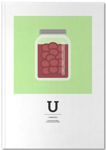 """The Food Alphabet"" - U like Umeboshi"