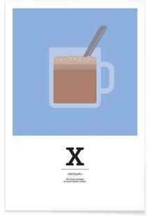 """The Food Alphabet"" - X like Xocolatl"