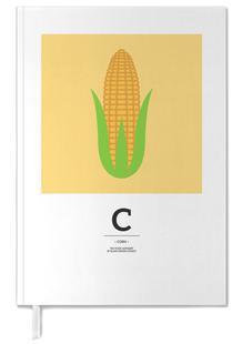"""The Food Alphabet"" - C like Corn"