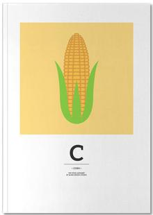 """The Food Alphabet"" - C like Corn"