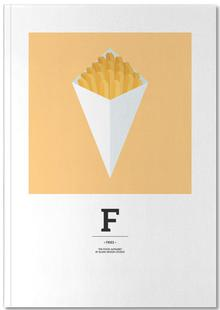 """The Food Alphabet"" - F like Fries"
