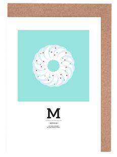 Food Alphabet Xmas Edition M