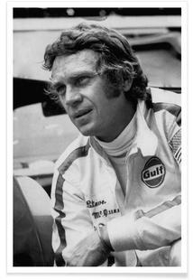 Steve McQueen in Le Mans, 1971