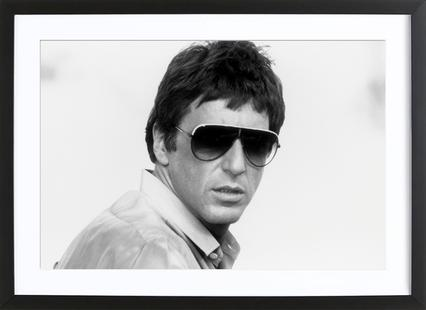 Al Pacino as Tony Montana in 'Scarface'
