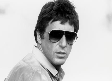 Al Pacino as Tony Montana in 'Scarface'