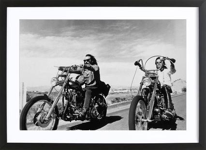 Dennis Hopper & Peter Fonda, 'Easy Rider'