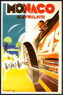 Vintage Monaco 19 April 1931