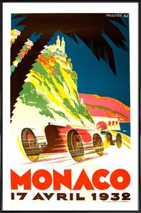 Vintage Monaco 17 April 1932