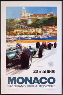 Vintage Monaco 22 May 1966