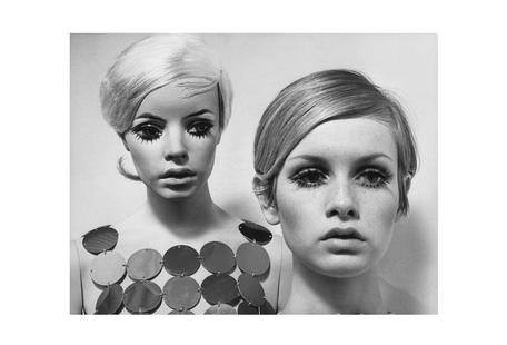 Twiggy and Mannequin, 1966