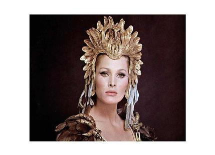 Ursula Andress Aysesha