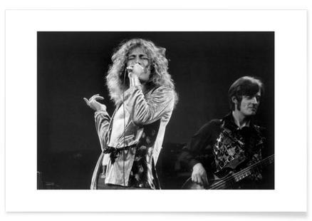 Led Zeppelin, Robert Plant