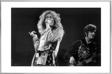Led Zeppelin, Robert Plant