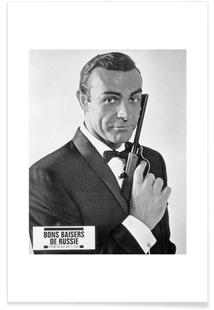 Sean Connery in From Russia With Love
