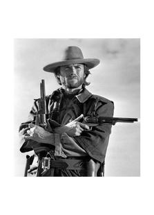 Clint Eastwood in The Outlaw Josey Wales, 1975