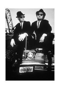 Dan Akroyd and John Belushi in Blues Brothes, 1980