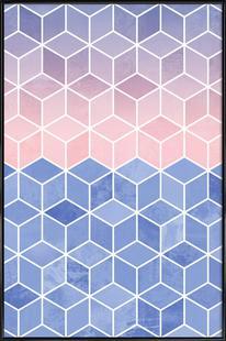 Rose Quartz and Serenity Cubes