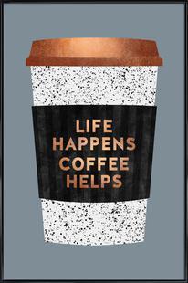 Life Happens - Coffee Helps 2