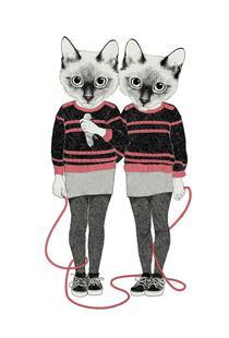 Siames Twins