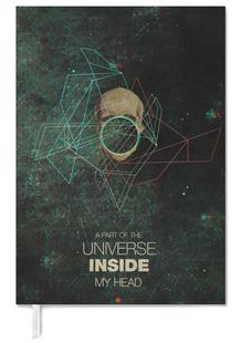A Part Of The Universe Inside My Head