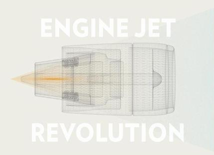 Engine jet revolution