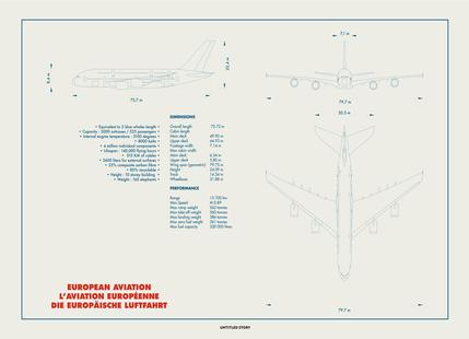 Technical Drawing A380