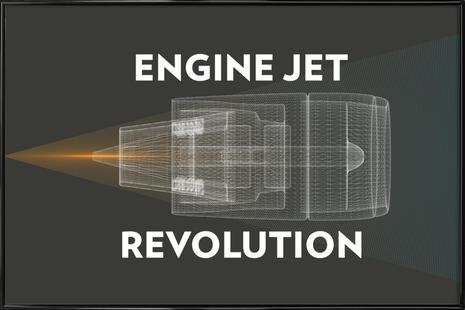 Engine Jet Reactor Dark