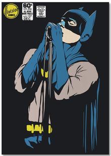 Post-Punk Dark Knight - Shadowplay