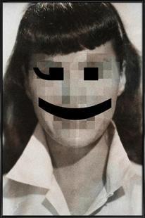 Retro Pop Emoticons Betty
