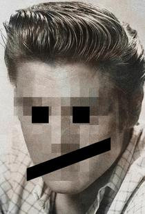 Retro Pop Emoticons Elvis