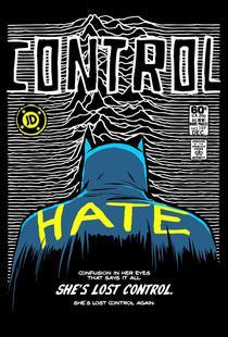 Post-Punk Bat - Control