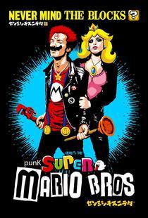 Punk Super Mario Bros - Never Mind the Blocks