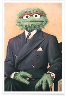 Sir Oscar Grouch