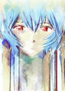 Evangelion  Ayanami Rei