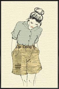 Newspaper Pants