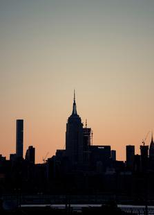 Empire State Silhouette