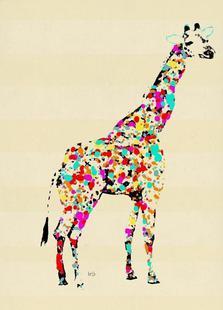 the art giraffe