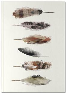 Free Fall Feathers