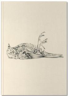Sparrow Dies Crossing