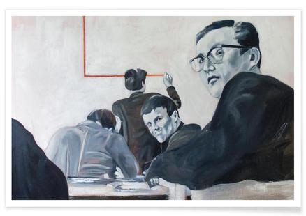 Die Arbeit der Zeit- Johnny Trotz und die Quadratur des Kreises
