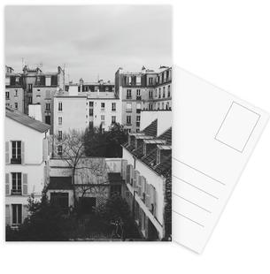 Paris BW