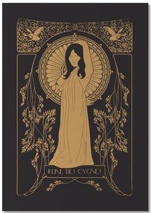 Reine des Cygnes - Bjo¦êrk